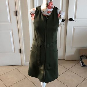 Abercrombie and Fitch zip up dress
